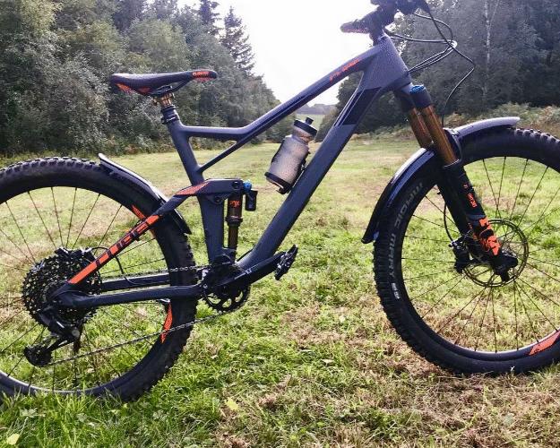 RRP Neoguard Bike//Cycle//MTB//Mountain//Biking//Cycling Mudguard Mud Guard